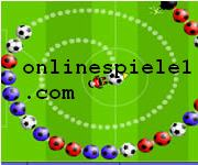 Cannon and ball Zuma online spiele